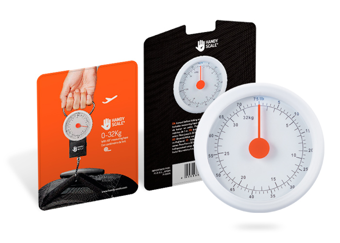 Analog Luggage Scale